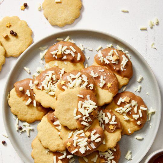 Biscuits au sucre d'érable