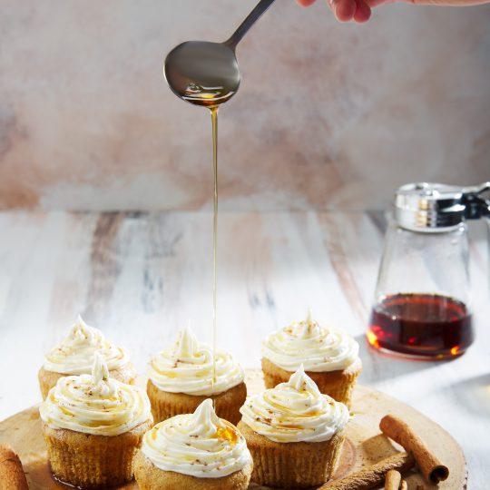 Petits gâteaux au beurre d'érable